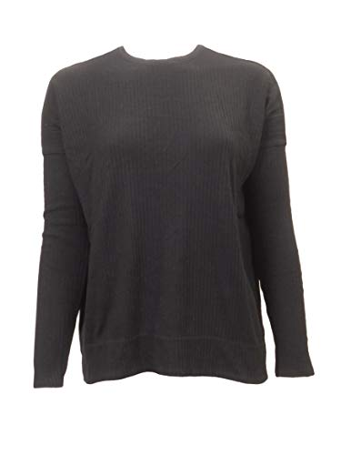 Hard Tail Forever Women's Long Sleeve Float Hem Ribbed Top Style BR-08 Black XS 08 Womens Pink T-shirt