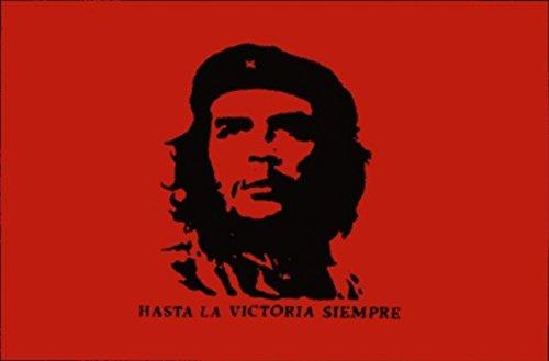 Bandera de Che Guevara cm 90 x 150 cm en tela