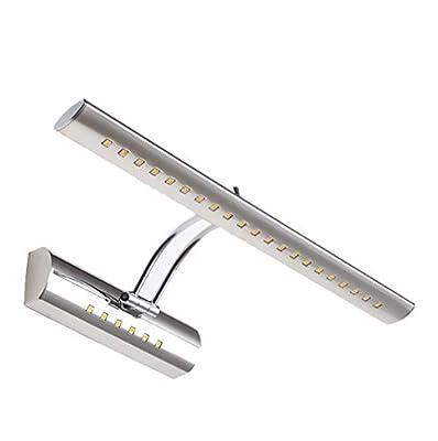 Vanity Light Led Acrylic Rectangle Tube White For Bathroom/Bedroom Vanity Light