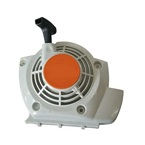 Accesorios de Piezas para Herramientas eléctricas, Conjunto de arrancador de Retroceso, Piezas de Repuesto de artesanía Avanzada para Cortasetos STIHL Fs120 Fs200 Fs250