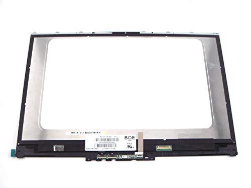 Original Teile für Lenovo Ideapad Yoga 730-15IKB Yoga 730-15IWL 81CU 15 Zoll FHD (1920 x 1080) Touch LCD Display mit Blende 5D10Q89744