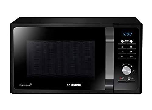Samsung MG 23F301 TAK - Microondas (230V, 50 Hz, 48,9 cm, 39,2 cm, 27,5 cm) Negro