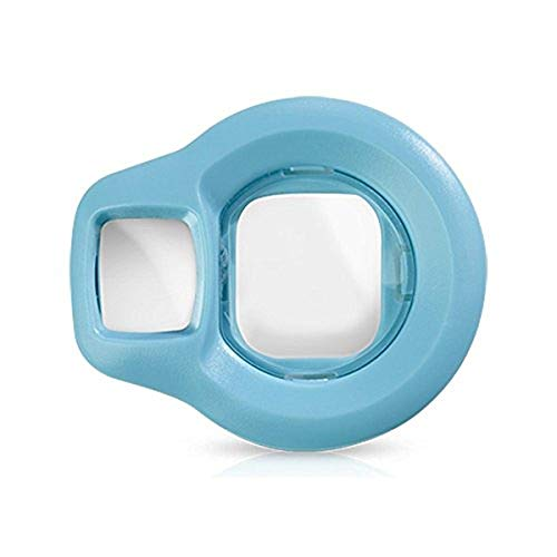 Fujifilm Objektiv für Selfies und Nahaufnahmen, für Kamera Instax Mini 8, Blau