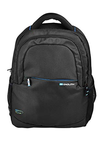 Monolith 2000003312 Laptop Backpack 15.6 Inches Blue Line Eco Bag Protects Laptop and Tablet