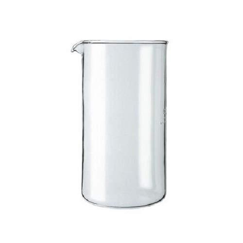 """Alessi 35741 Ersatzglas für 9094\"""" Kaffeezubereiter für 8 Tassen"""