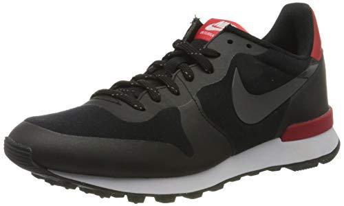 Nike Damen Internationalist WMNS 749556-002 Sneaker, Mehrfarbig Black 001, 38.5 EU