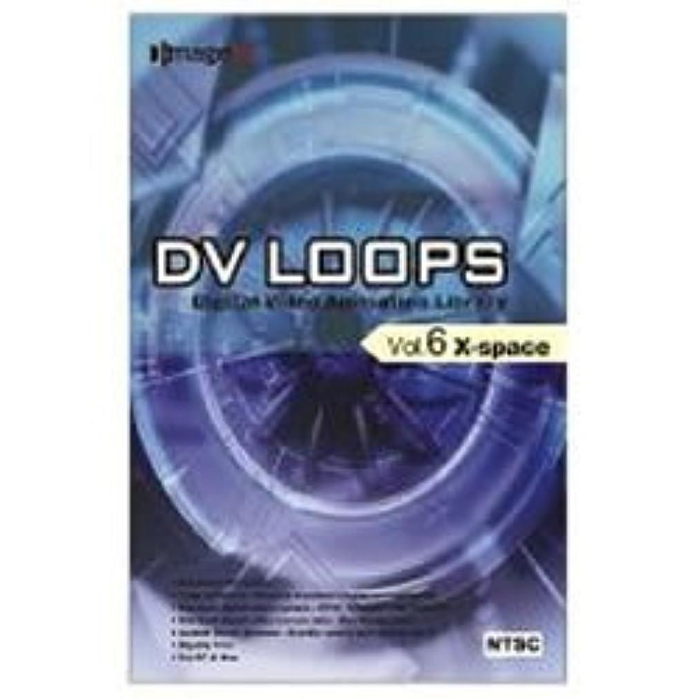 行進ポール人生を作るDV LOOPS Vol.6 X-スペース