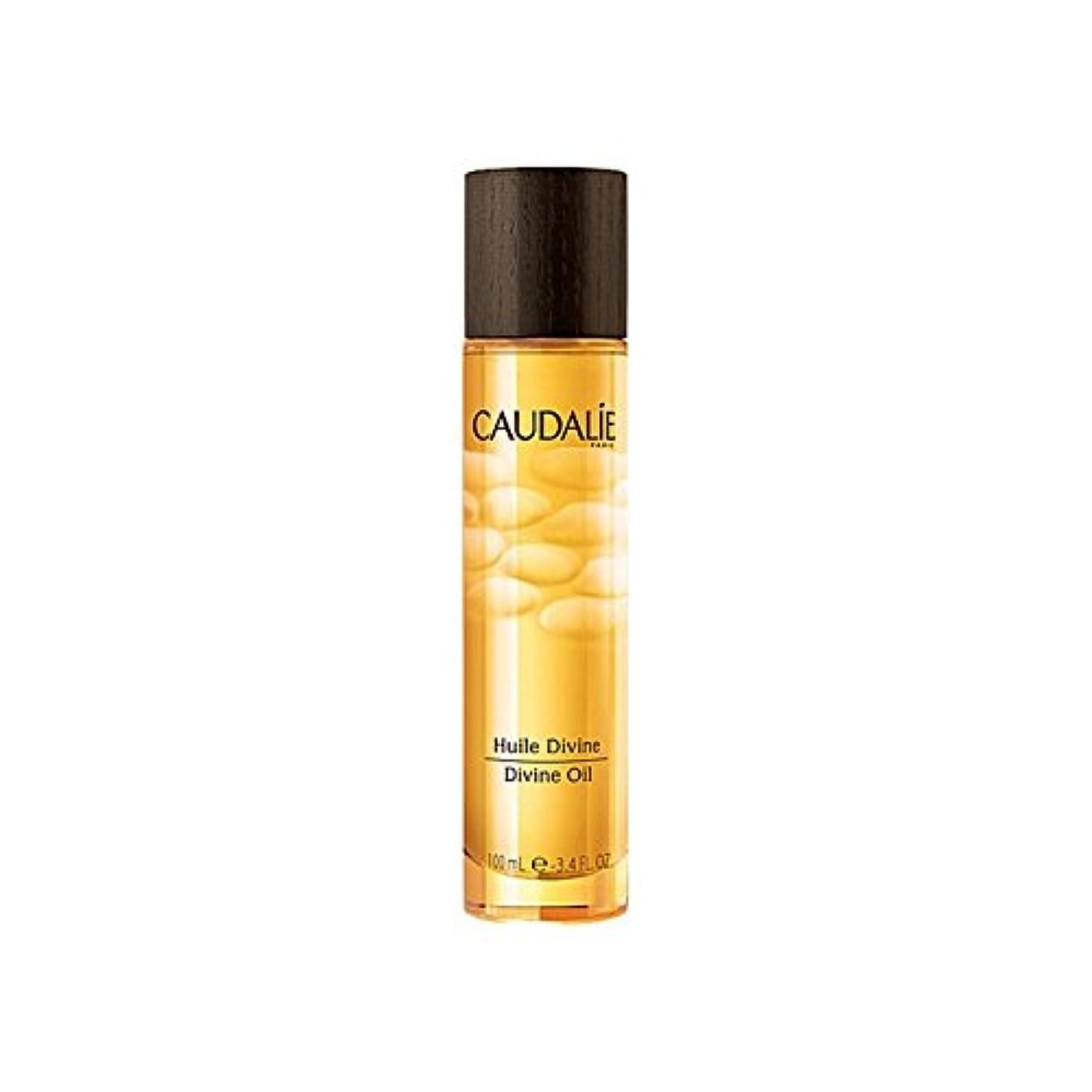 ネブエステートバンクCaudalie Divine Oil 100ml (Pack of 6) - コーダリー神のオイル100ミリリットル x6 [並行輸入品]