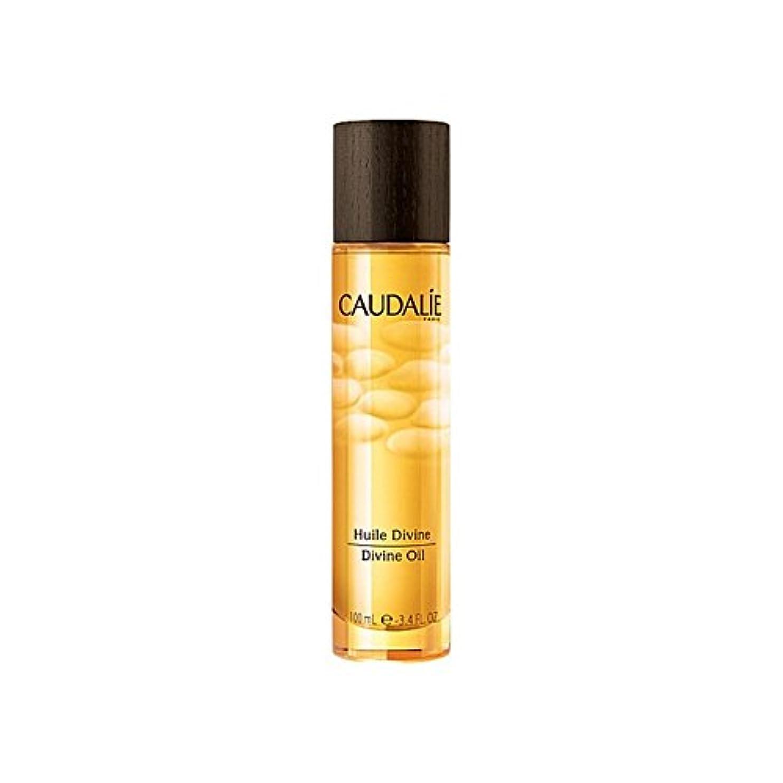 決して代数的自動化Caudalie Divine Oil 100ml (Pack of 6) - コーダリー神のオイル100ミリリットル x6 [並行輸入品]
