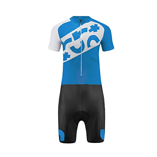 Uglyfrog Bike Wear Newest Designs Ciclismo Skinsuit Maillot Mangas Cortas/Manga Larga +Short Legs,Monos Ciclismo Hombre