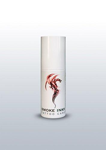 Smoke ink ® Tattoopflege - vegane Tattoo Creme - 50ml Pflegecreme für Tätowierte Haut