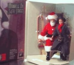 50th Anniversary Miracle on 34th Street Kris Kringle and Little Girl Limited Edition Doll Set