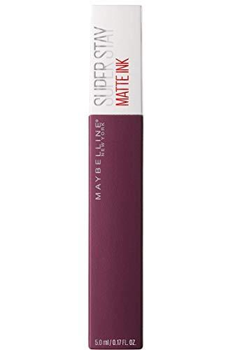 Maybelline New York Lippenstift, Super Stay Matte Ink, Flüssig, matt und langanhaltend, Nr. 40 Believer, 5ml