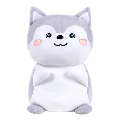 Siberian Husky Doll To Send His Girlfriend Dog Plush Toy Doll Doll...