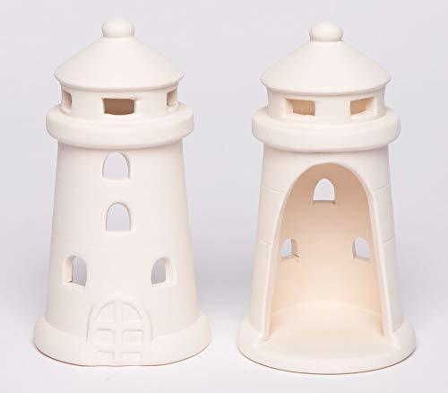 Baker Ross Keramik-Teelichthalter