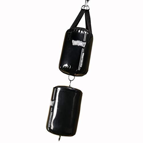 Hangende boksbal Boks Bokszak Solid Speed Ball Dodge Training Opknoping Huishoudelijke Bokszak-Twee, Bokszak Boksen Voor Thuis, Kantoor, Tuin, Sportschool