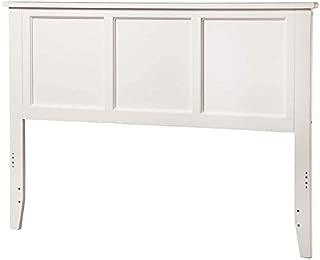 Pemberly Row King Panel Headboard in White