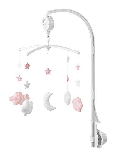 VERTBAUDET Hübsches Mobile für das Babyzimmer weiß ONE SIZE