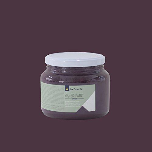 La Pajarita CP-43 Chalk Paint, Melanzana, 500 ml