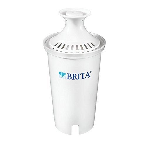 Brita Filtro de agua estándar, filtro de repuesto para jarras, 1 unidad