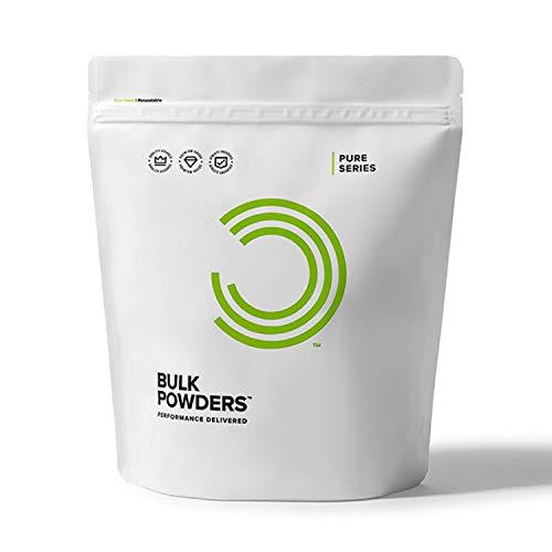BULK POWDERS Pure Whey Protein Pulver, Eiweißpulver, Erdbeere, 1 kg