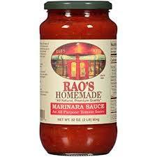 Rao's Sauce-Marinara Sauce 32oz Large Jar