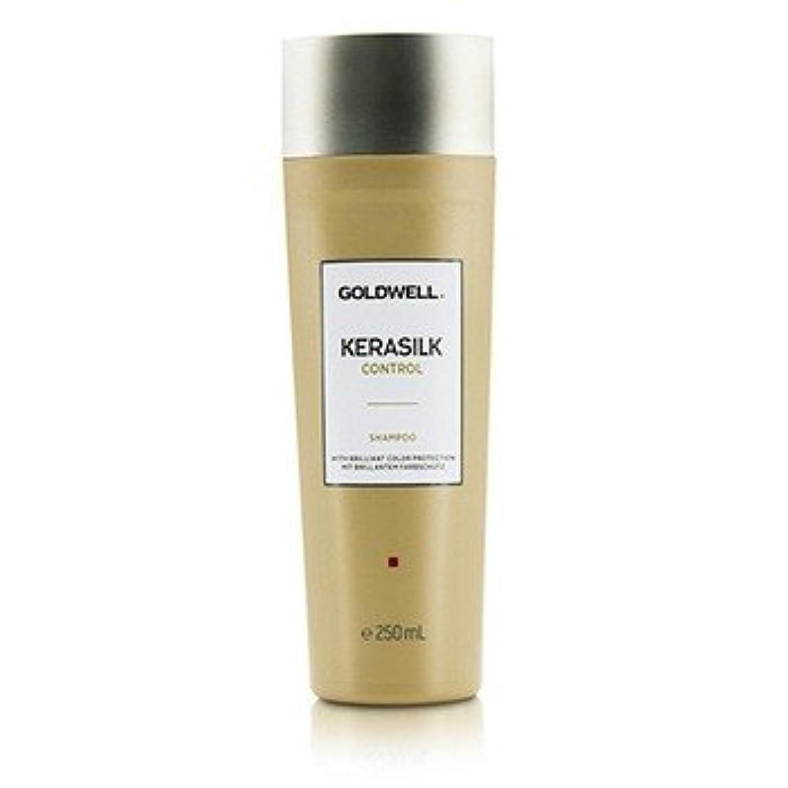 実験をする誘導住む[Goldwell] Kerasilk Control Shampoo (For Unmanageable Unruly and Frizzy Hair) 250ml/8.4oz