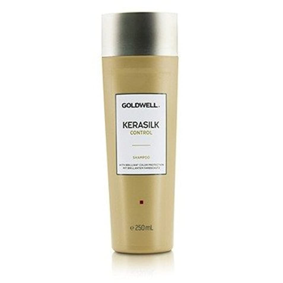 堂々たる回るバージン[Goldwell] Kerasilk Control Shampoo (For Unmanageable Unruly and Frizzy Hair) 250ml/8.4oz