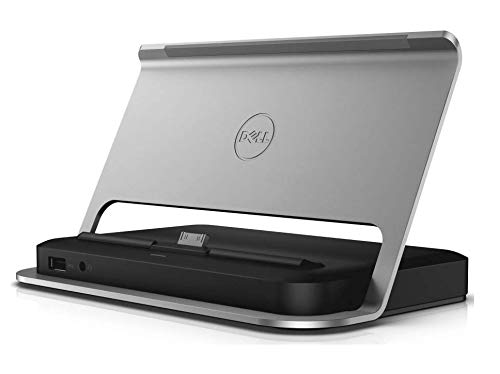 Perfect Case Dell Teblet Dock für Dell Venue 11 Pro 5130 7130 7139 7140 | Dell Latitude 13 7000 Series 2 in 1 Modell 7350 | OHNE NETZTEIL |