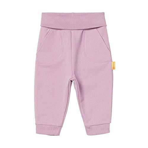 Steiff Jogginghose Pantalon De Sport, Violet (Lavender Mist 7020), 52 (Taille Fabricant: 50) Bébé Fille