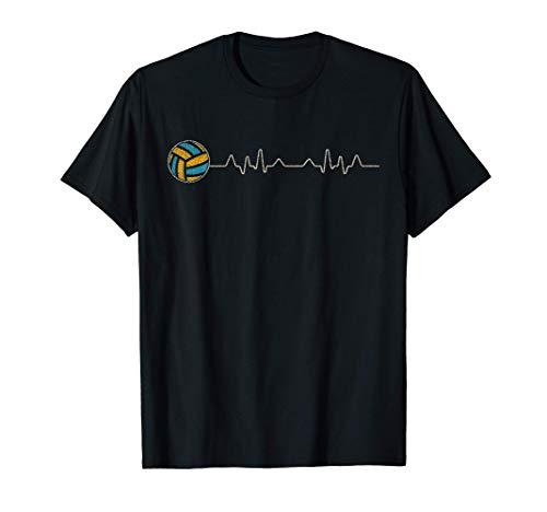 Latido del corazón del jugador de waterpolo Camiseta