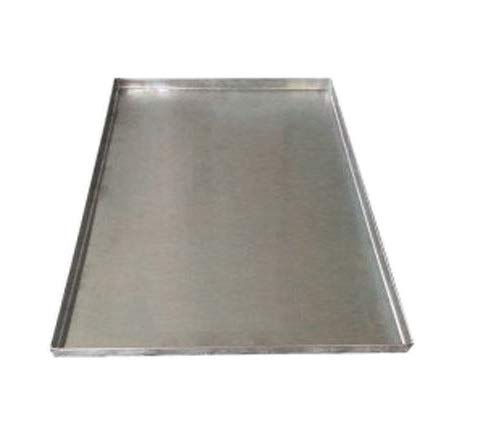 """Dog Kennel Crate Tray Metal Tray for Dog Kennel Tray Dog Crate with Metal Pan Metal Tray - General Cage 24-inch Dog Crates - GL - 23 1/2"""" x 17 1/2"""" x 1"""" H"""