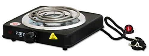 AMY Hot Turbo SX-A01 1000W Elektrischer Kohleanzünder für Shisha Kohle