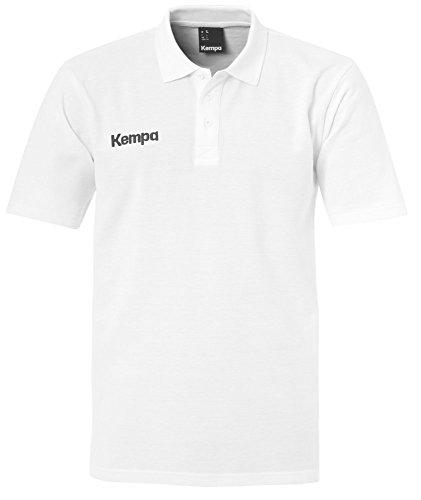 FanSport24 Kempa Handball Classic Poloshirt Kinder weiß Größe 164