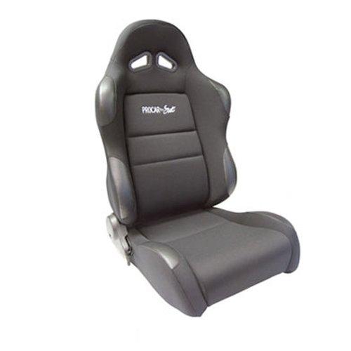 Scat ProCar 80-1606-61L Sportsman Black Velour Left Racing Seat