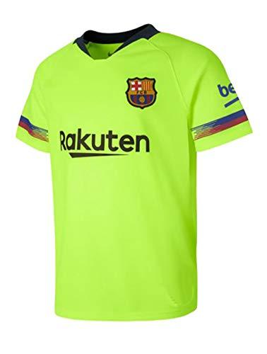 Camiseta Adulto - Personalizable - Segunda Equipación Replica Original FC Barcelona 2018/2019 (XXL)