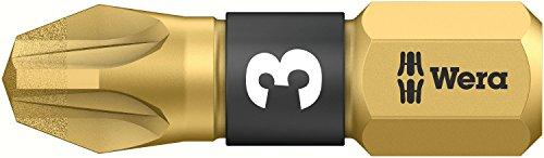 855/1 BDC Bit SB PZ3, PZ 3 x 25 mm , Wera 05073338001
