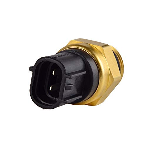 SHENLIJUAN Interruptor de Ventilador del radiador for SV1000 S-u-z-u-k-i/s 2003-2007 DL1000 2002-2009 OEM 17680-33E00 Temperaturas Witch Radiador