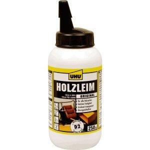 Uhu Holzleim Original D2 Flasche 250g