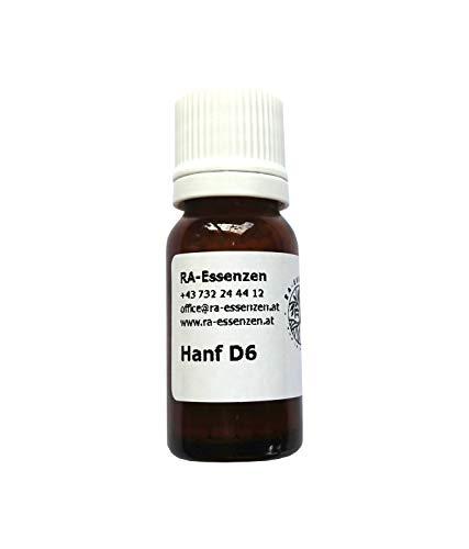 Hanf D6, 10g Bio-Globuli, radionisch informiert - in Apothekenqualität