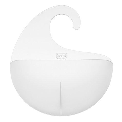 Koziol, Contenitore per Oggetti, Surf, plastica, Transparent Transparent, x-Large
