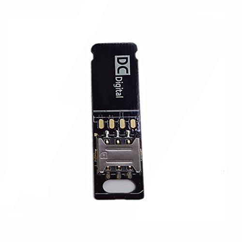 Velidy scambiatori SIM Card prolunga per iPhone Nano mini micro SIM veloce veloce Extender converter per Apple Phone 55S 6Plus 66S 77Plus
