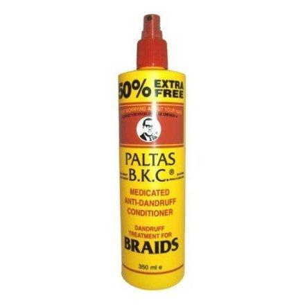Paltas BKC Après-shampoing anti-pelliculaire pour tresses médicamenteuses 350 ml