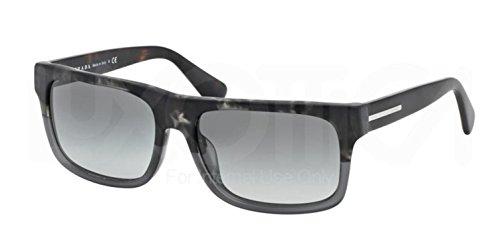 PRADA heren 18PS zonnebril grijs