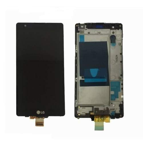 Display LCD Touch Tela Frontal Lg X Power X3 K220 Ds K220ds preto