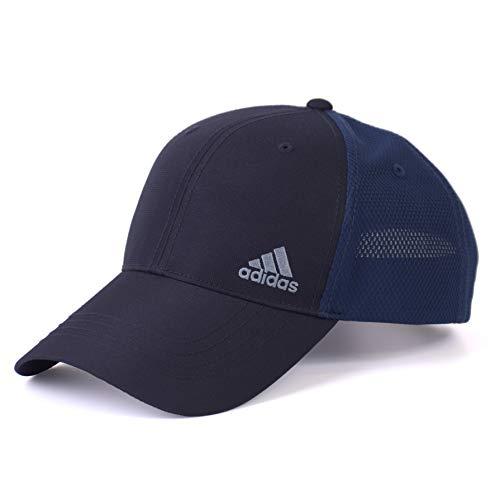 アディダス(adidas) 大きいサイズ キャップ ビックサイズ ゴルフ INTER ZERO メッシュキャップ スポーツ アスリート (71 ネイビー)