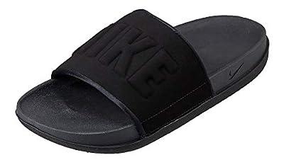 Nike Men's Offcourt Slide Sandal (Black/Anthracite, Numeric_13)