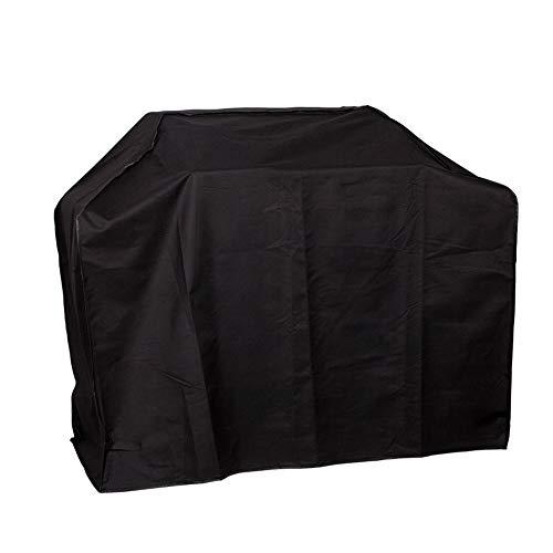Couverture Imperméable Résistante De Gril À Gaz De Barbecue, pour Extérieur, Protecteur De Grille De Jardin, Résistant À La Décoloration Et Aux UV, Durable Et Pratique,154×67×120cm