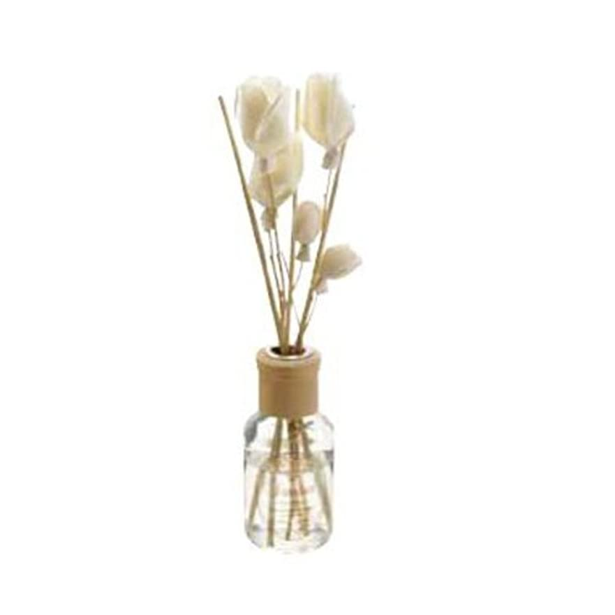 呼び出すエトナ山効能グレース サンクタム フラワー ディフューザー [ ルームフレグランス ] goody grams GRACE SANCTUM Flower Diffuser 《 ROSE/ROSE BOWL 》