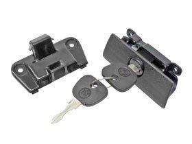 BMW (78-93) GENJUINE Glove Box Lock + Keys glovebox latch latching cylinder for e21 e23 e24 e28 e30